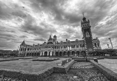 Dunedin train station Stock Photography