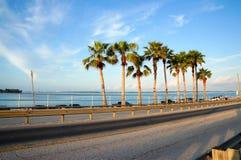 Dunedinverhoogde weg, Florida, de V.S. Stock Foto