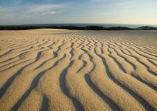 Dunes Royalty Free Stock Images
