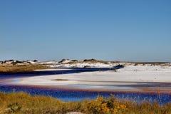 Dunes photographie stock