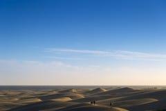 Dunes image stock