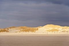 Dunes on Amrum Stock Image