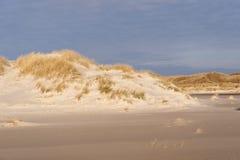 Dunes on Amrum Stock Photography