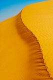 Dunes background. Stock Photography