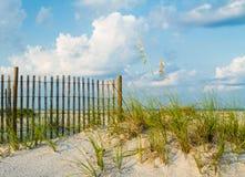Dunes d'Amelia photographie stock libre de droits