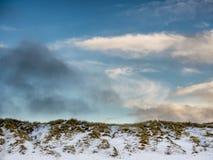 Dunes at the Danish North Sea coast Stock Images
