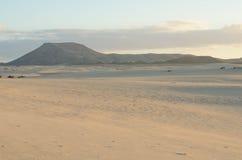 Dunes de Corralejo photos stock