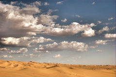 dunes de la Californie Photos stock