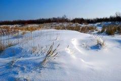 Dunes de Milou Photo libre de droits