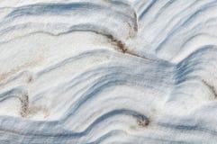 dunes de neige de fond du sable Image libre de droits