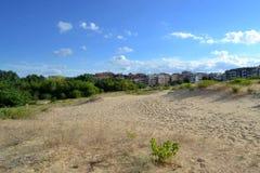 Dunes de Nessebar Photo libre de droits