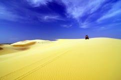 Dunes de sable Image libre de droits