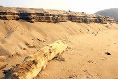 Dunes de sable Image stock