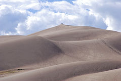 Dunes de sable du Colorado Image stock