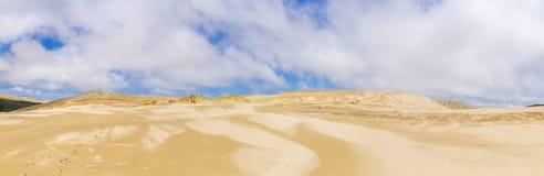 Dunes de sable géantes de Te Paki photographie stock