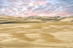Dunes de sable Lancelin, Australie occidentale, Images libres de droits
