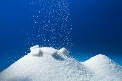 Dunes de sucre photo libre de droits