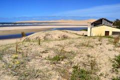 Dunes de Valizas Photographie stock