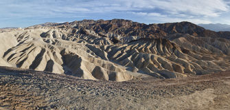 Dunes in death valley national park Stock Images