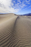 Dunes in Death Valley Royalty Free Stock Image
