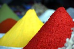 Dunes des épices Images stock