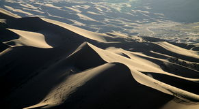 Dunes Stock Photography