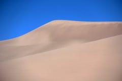 Dunes 2 en hausse Photographie stock libre de droits