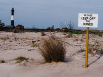 Dunes Royalty Free Stock Photos