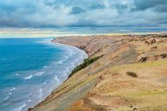 Dunes grandes de sable Images libres de droits