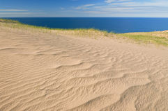 Dunes grandes de sable photos libres de droits