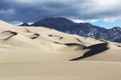 Dunes, Great Sand Dunes Stock Images