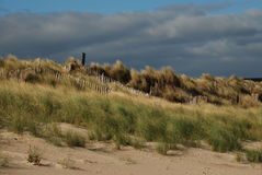 Dunes irlandaises Photos stock