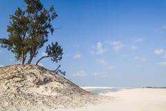 Dunes of Itampolo Stock Photos