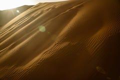 Dunes, Morocco, Sahara Desert Stock Images