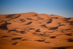 Dunes, Morocco, Sahara Desert Stock Photography