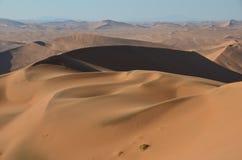 Dunes in Namib desert, Namibia. Africa stock image
