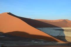 Dunes in Namib desert, Namibia. Africa Stock Photo