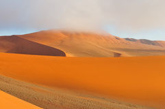 Dunes of the Namib Stock Image