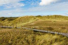 Free Dunes On The North Sea Coast On The Island Amrum, Germany Royalty Free Stock Image - 103170446