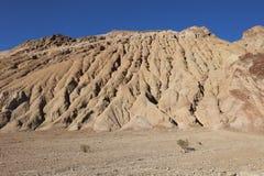 Dunes pétrifiées dans Death Valley Images stock