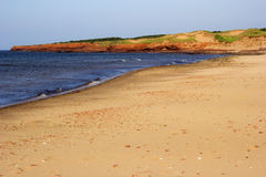 Dunes in Prince Edward Island National Park Royalty Free Stock Photography