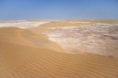 Dunes in Qatar Royalty Free Stock Photo