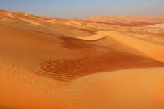 Dunes quartes vides Images stock