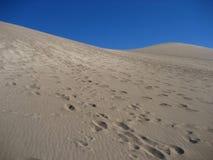 dunes sand Arkivbilder