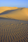 Dunes shadow1 Royalty Free Stock Photography