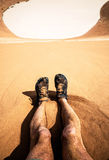 Dunes of Sossusvlei Royalty Free Stock Photos