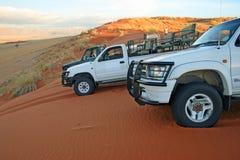 Dunes of Sossuvlei. Namibia Stock Images