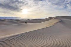 Dunes Sunrise Royalty Free Stock Photography