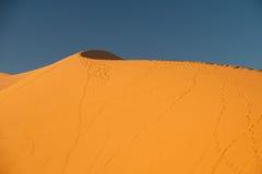 Dunes texture Stock Images