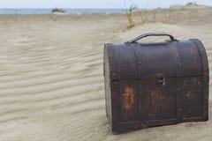Dunes Treasure Royalty Free Stock Photos